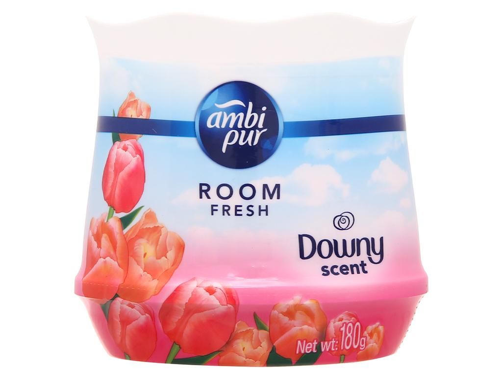 Sáp thơm Ambi pur Room fresh (hương Hoa DOWNY) hộp 180g