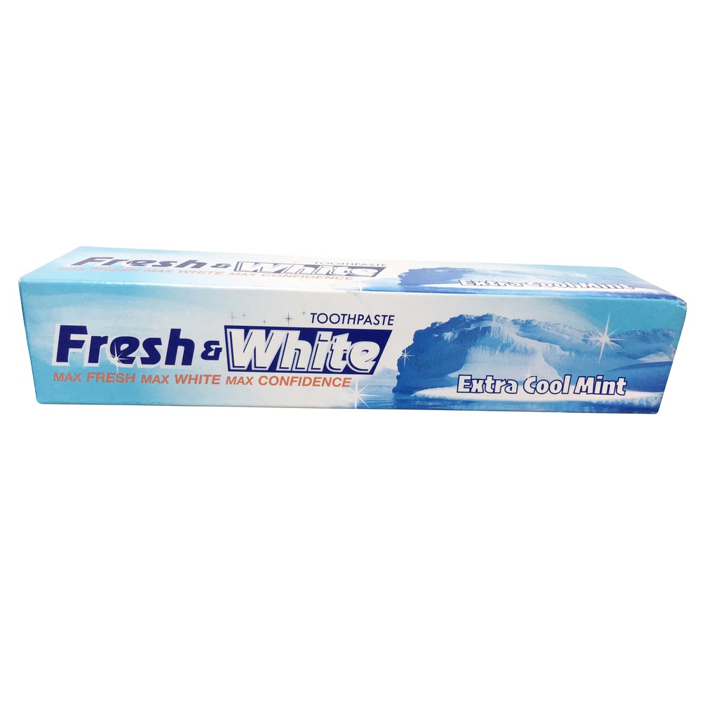 Kem đánh răng Fresh and White tuýp 160g