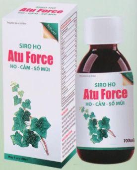 Siro ho Atu Force chai 100ml