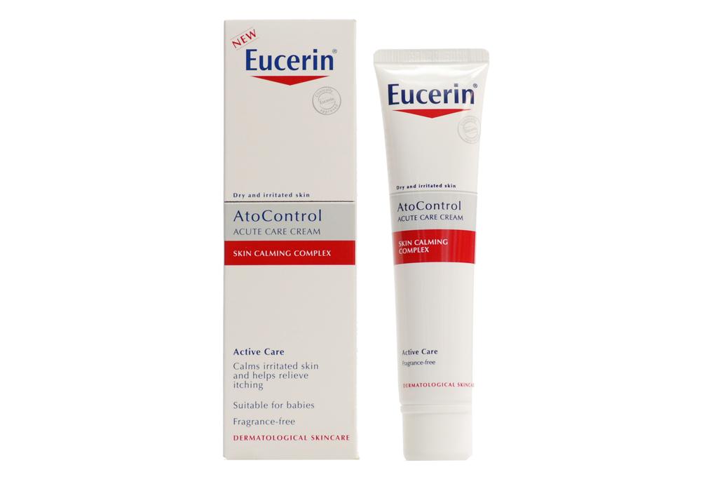 Kem dưỡng cho viêm da cơ địa Eucerin Ato Control tuýp 40 ml