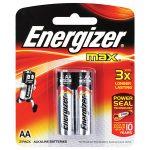 Pin ENERGIZER AA 1,5V vỉ 2 viên