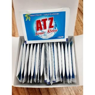 Muối vệ sinh xoang mũi ATZ Sinus Rinse hộp 25 gói x 2,6g
