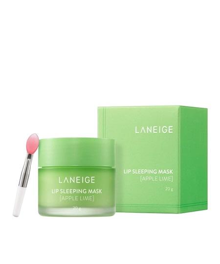 Mặt nạ ngủ cho môi Laneige Lip Sleeping Mask (Apple Lime) hộp 1 lọ 20g