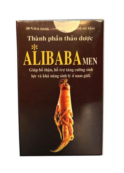 Viên uống cải thiện và làm chậm quá trình mãn dục Alibaba men hộp 30 viên